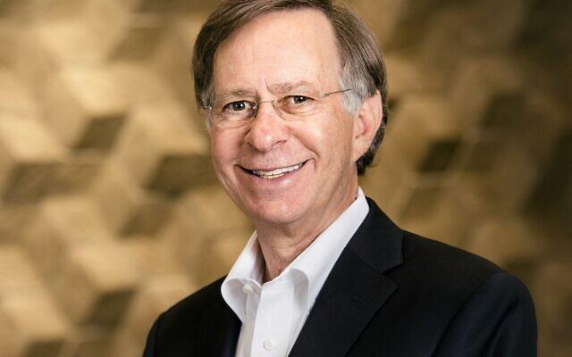 Jack Halpern, chairman and CEO of Halpern Enterprises.