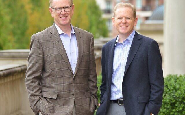 Neal Heery and George Heery, founding partners of Atlanta Fine Homes Sotheby's International Realty.