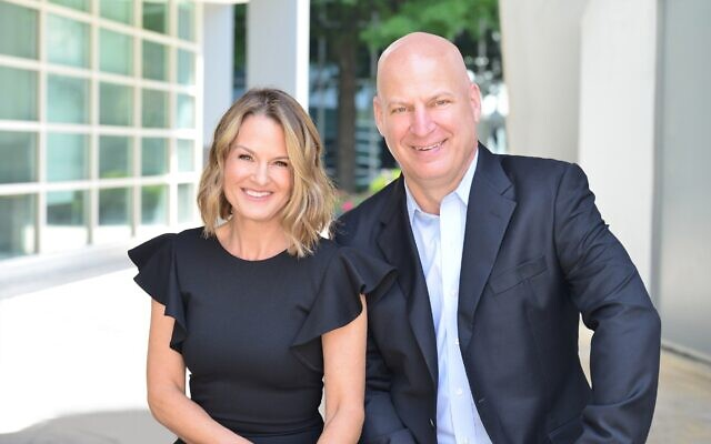 Leigh and Michael Schiff, Schiff Real Estate Team.