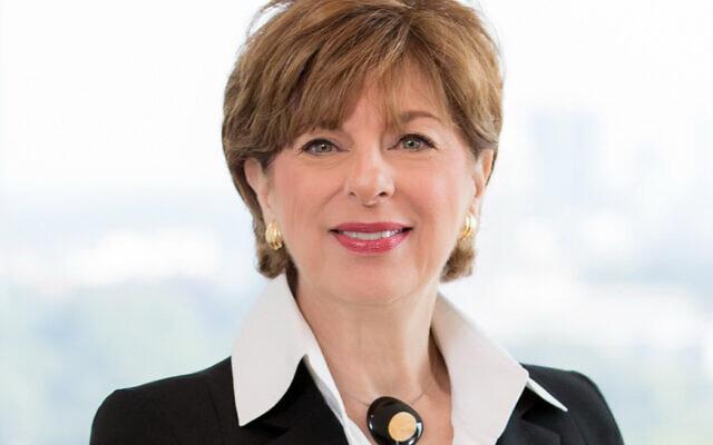Debbie Sonenshine of Coldwell Banker Realty.