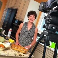 Annette Marcus Catering prepares for Yom Kippur's Break-the-Fast and enjoys her family's yearly traditions.
