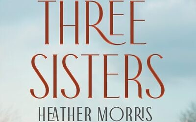 """Cover of """"Three Sisters."""""""