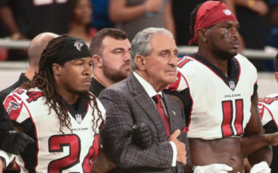 Philanthropist Arthur Blank has thrown his support behind a new voter education initiative aimed at young people.