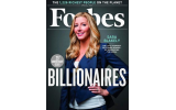 In 2013, Sara Blakely was declared the youngest self-made billionaire by Forbes magazine.