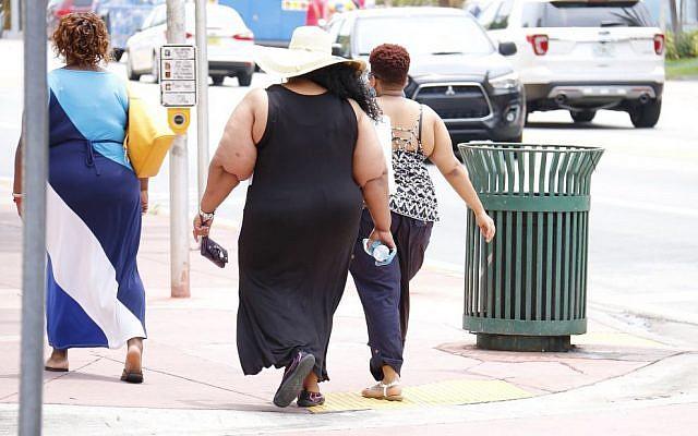 Obesity (Pixabay)