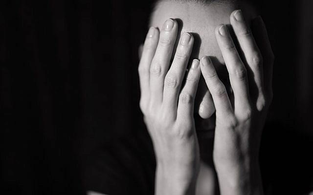 Illustrative. Guilt, shame, headache, depression. (via iStock)