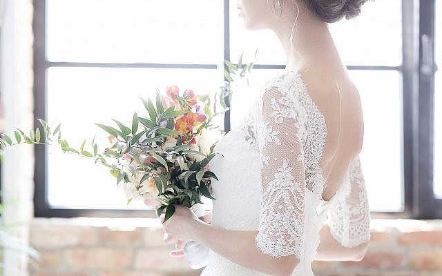Illustrative: Beautiful bride. (iStock)