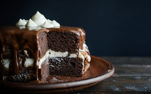 Illustrative: Decadent chocolate cake. (iStock)