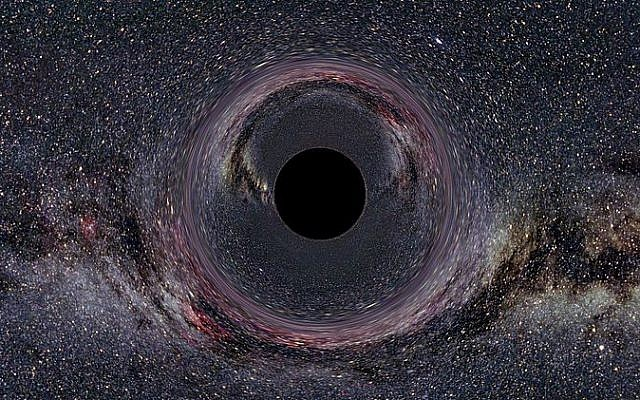 Black Hole Milkyway (photo credit: CC-BY-SA  Ute Kraus, Wikimedia Commons)