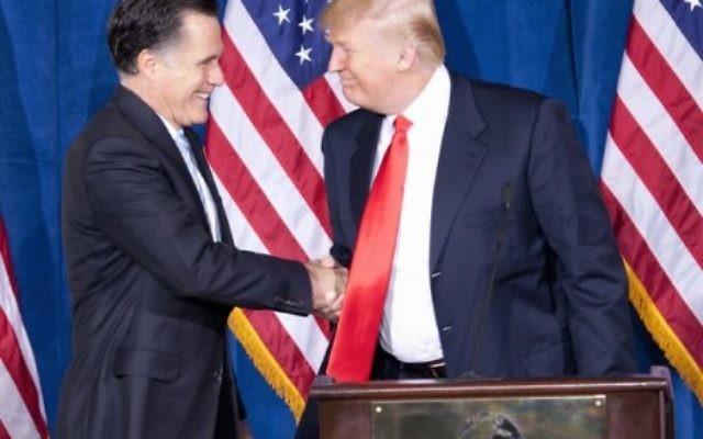 (Romney image via Shutterstock)