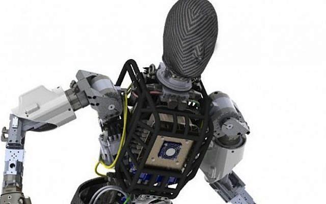 The GFE Robot Platform (Photo credit: Courtesy)