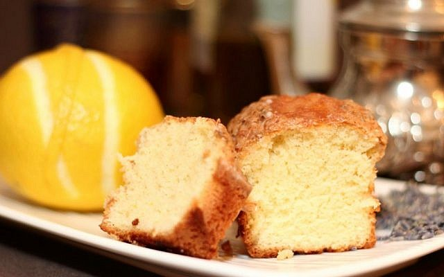 Illustrative: Baking tea cakes with lemon, olive oil and lavender. (Andrea Brownstein/Photoli Photography)