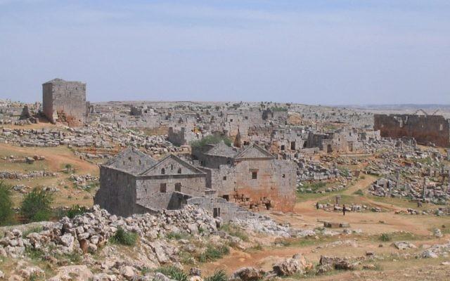 Serjilla, Northern Syria