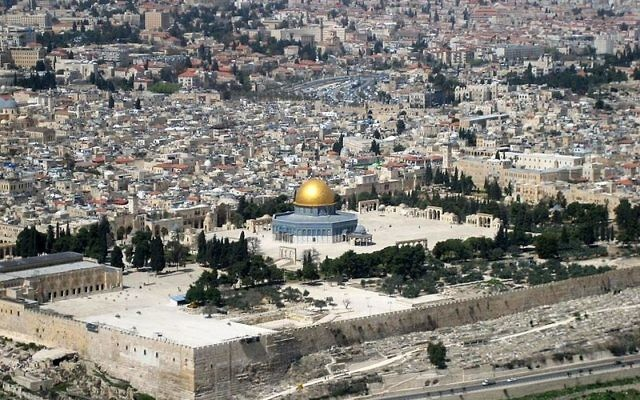 Jerusalem: The Temple Mount