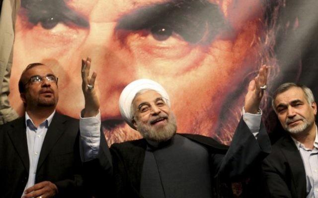 (Photo credit: AP/Ebrahim Noroozi)