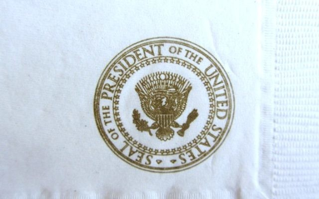 Seal of president of United States   photo credit: Sharon Altshul