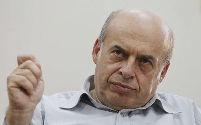 Head of the Jewish Agency, Natan Sharansky (Miriam Alster/Flash90)
