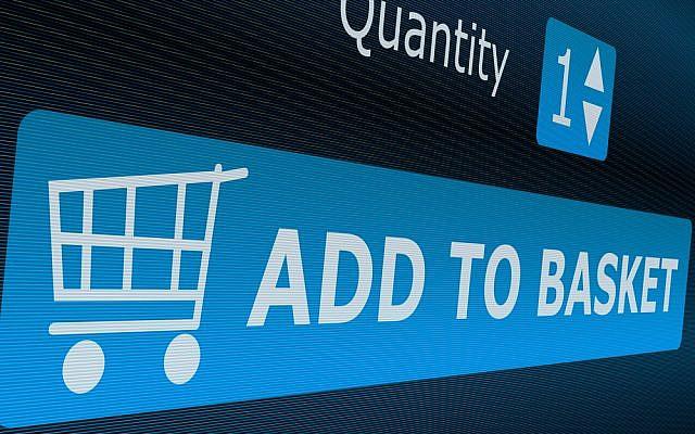 Online shopping (Online shopping image via Shutterstock)