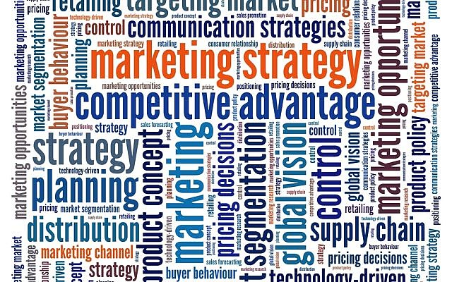 Marketing strategy (Marketing strategy image via Shutterstock)