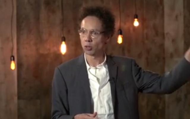 Malcolm Gladwell (Youtube screenshot)
