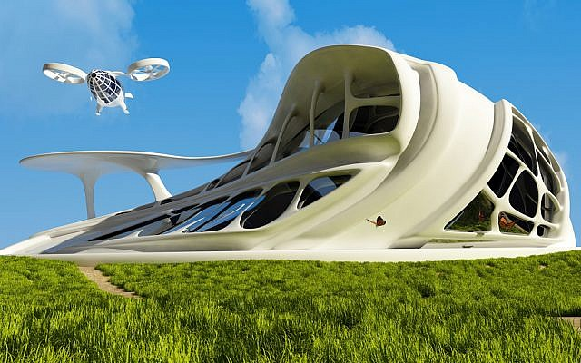 House of the Future (House of the Future image via Shutterstock)