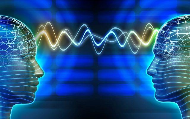 telepathy (telepathy image via Shutterstock)