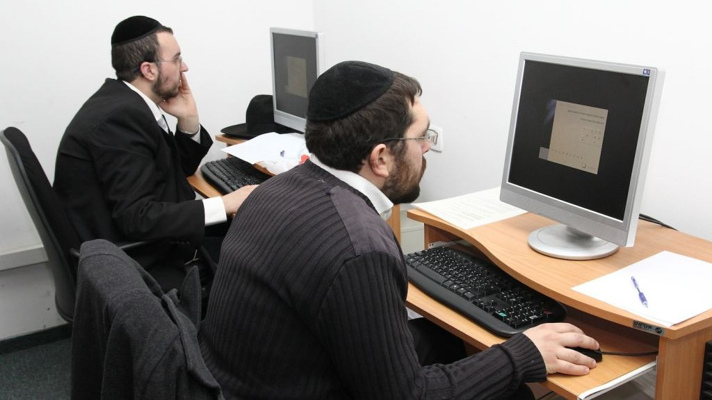 The Days Of Nonworking Haredim Are Over Robert Reichmann The Blogs - Minecraft ftb hauser