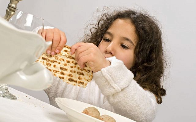 Illustrative: The seder involves multiple senses such as touch, smell and taste. (Shutterstock, via JTA)