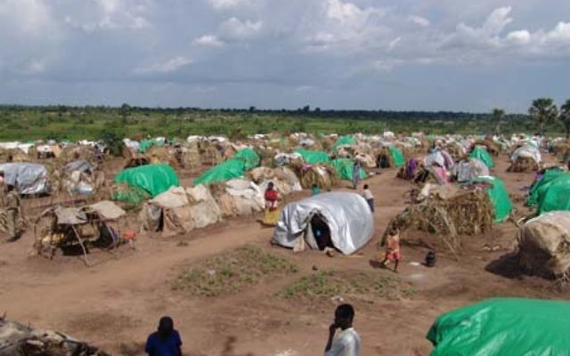 One and a half million people in South Sudan have fled their homes because of violence and starvation.