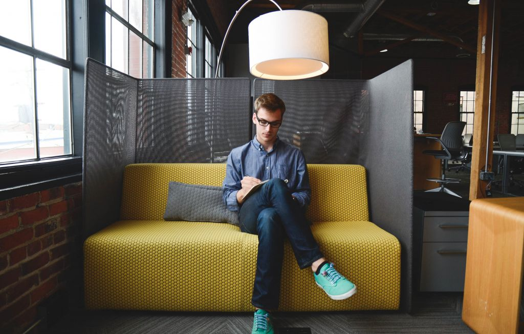 A Job Seeker Awaits An Interview Pexels