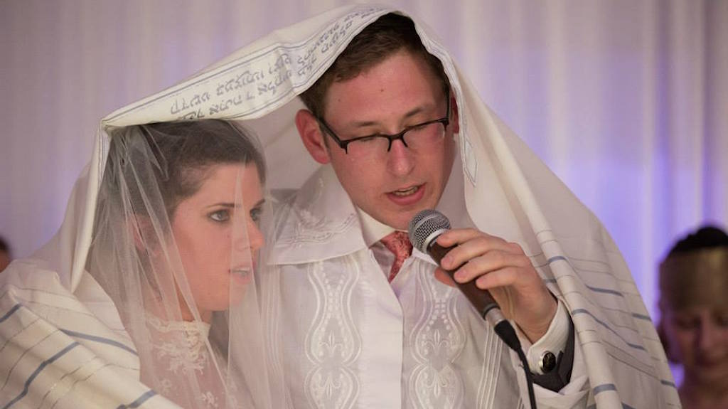 My Wife And I Are Not Legally Married A Year Half Ago We Stood Under The Chuppah Wedding Canopy Placed Ring On Her Finger As Two Of