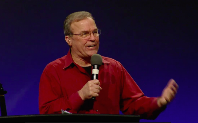 Evangelical Christian Pastor Mike Bickle (video screenshot)