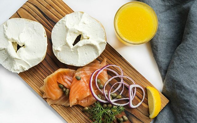 Bagels aren't just Sunday affairs in the Big Apple, where they are routinely eaten every day of the week. (Courtesy Black Seed Bagels)