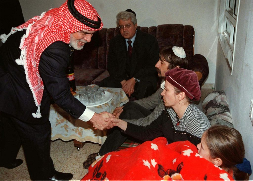 letra Derivar césped  Jordanians need the spirit of King Hussein | Yisrael Ptichi | The Blogs