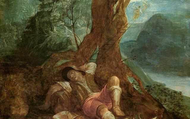 Jacob's Dream by Adam Elsheimer (via Wikimedia Commons)
