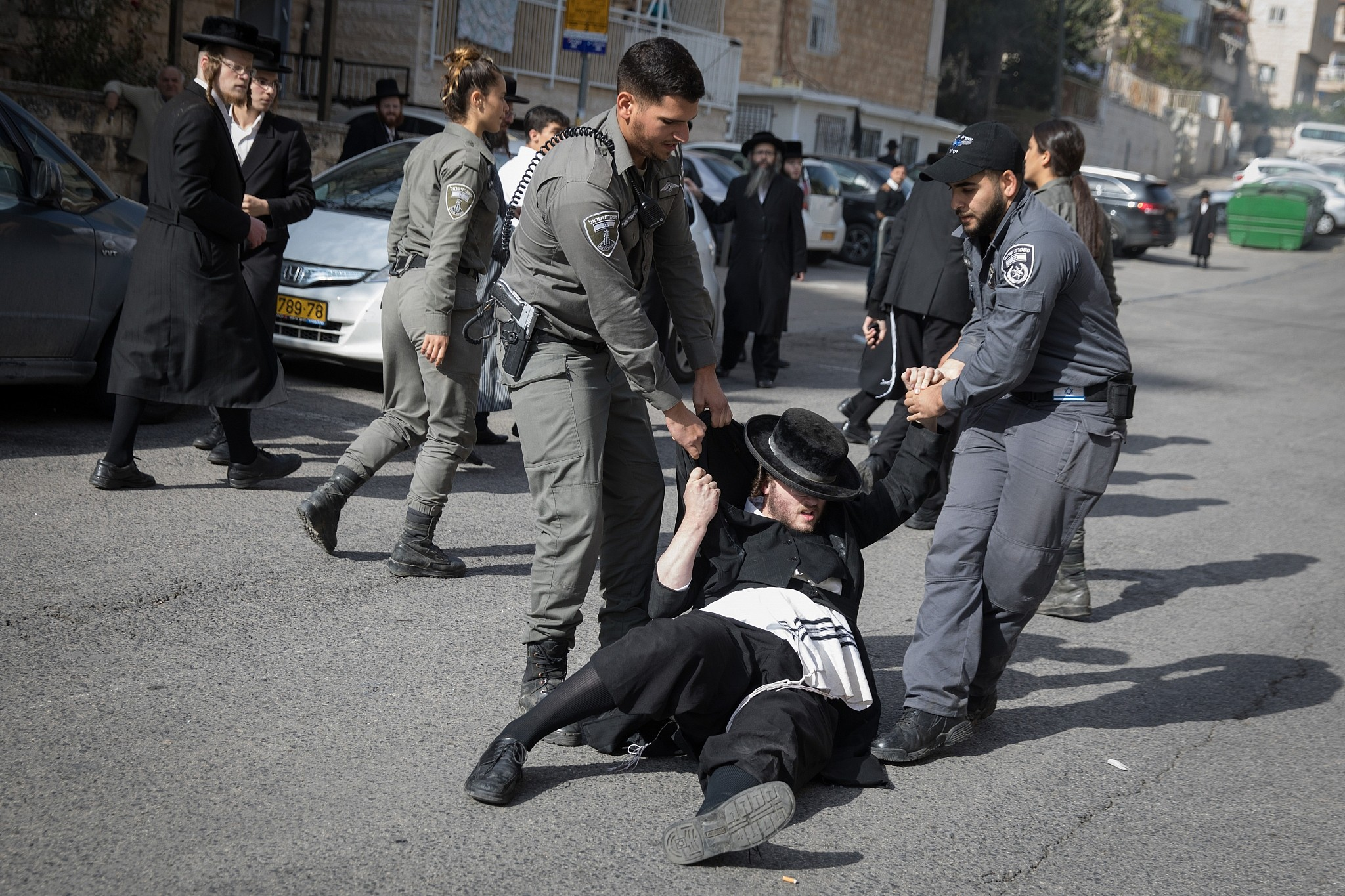 Orthodox Beit Shemesh: The Ripples Of A Stone In Beit Shemesh: A Haredi Response