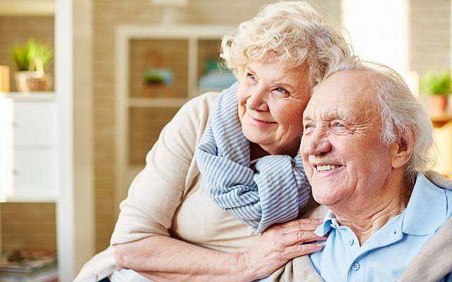 Illustrative: A senior couple. (shironosov/iStock via Getty images)