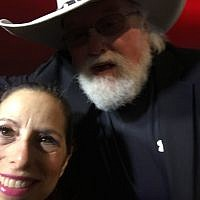 The Author And Charlie Daniels