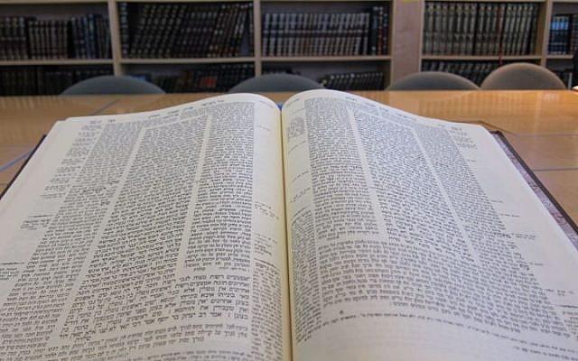 Talmud.
