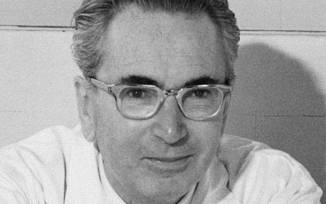 Illustrative: Viktor Frankl. (Wikipedia, Prof. Dr. Franz Vesely)