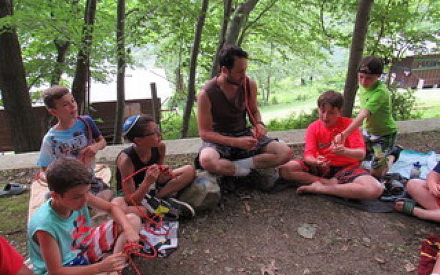 Illustrative: Jewish summer camp at Surprise Lake Camp. (Surprise Lake Camp)