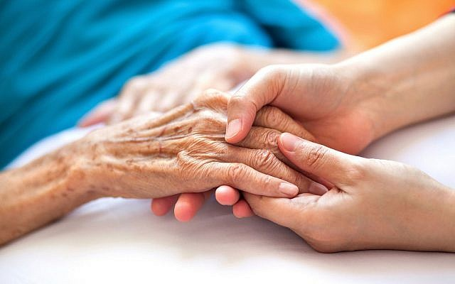 Illustrative image of elderly hands (Pablo K, iStock by Getty Images)