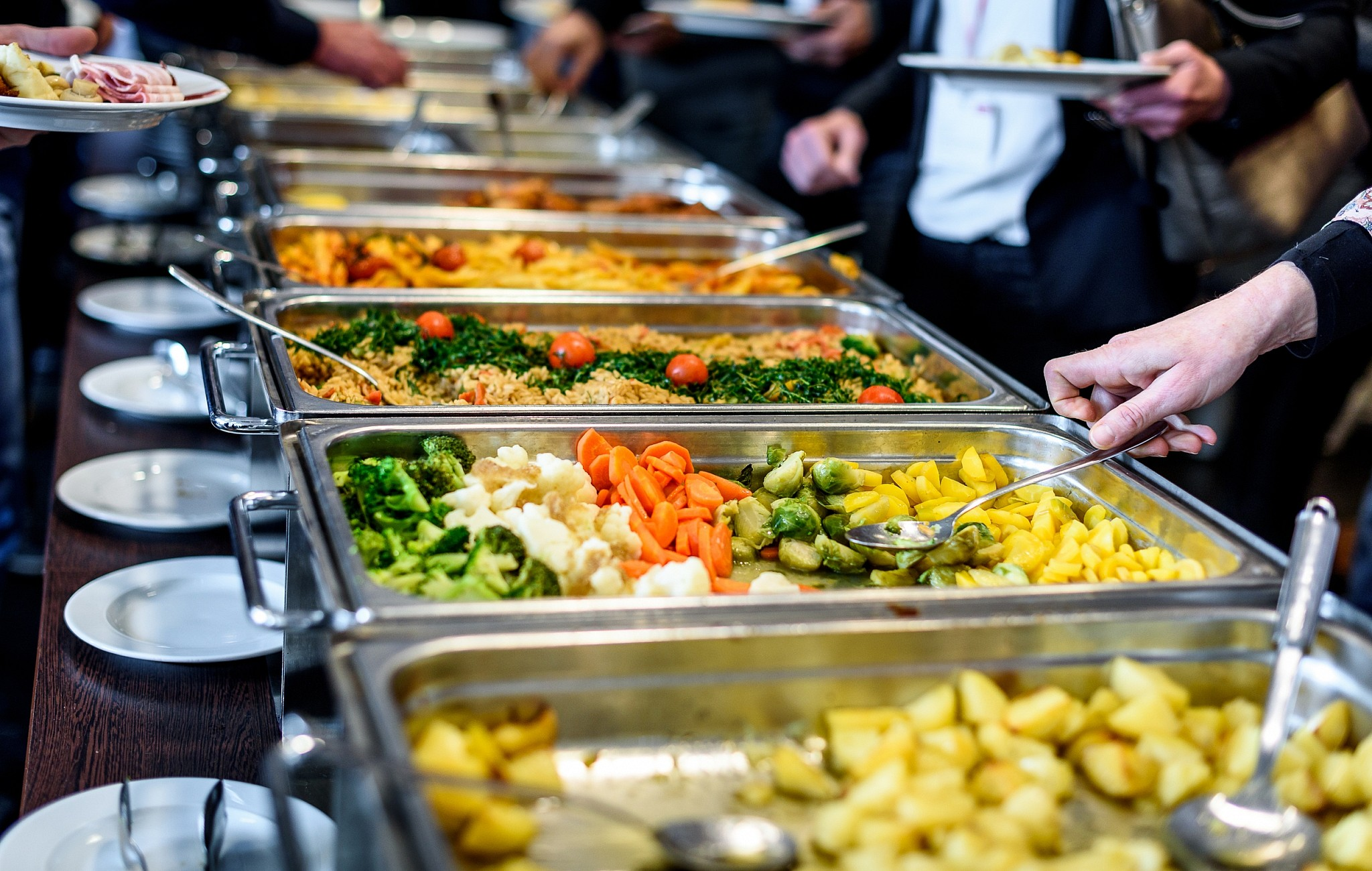 What is the difference between halal food and ordinary food