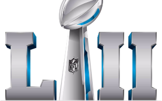 Logo of Super Bowl 2018. (Wikipedia)