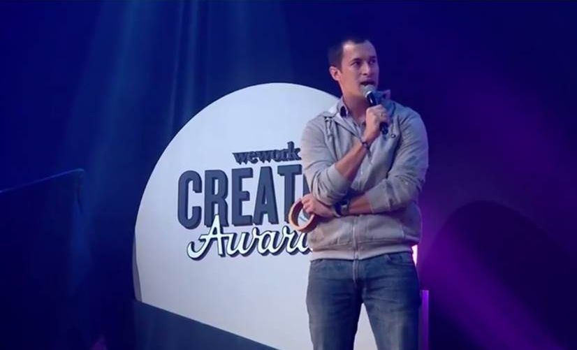 why i donated my wework community giver award assaf luxembourg