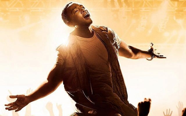Promotional poster for NBC's television special: Jesus Christ Superstar, April 2018.