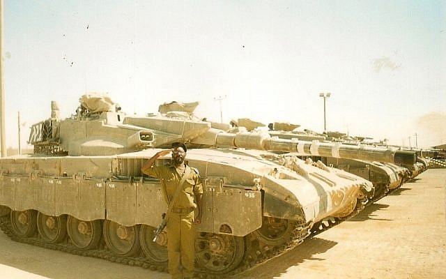 """Barack Mandela had a recurring """"Jewish dream"""" while serving in the Israel Defense Forces (IDF)."""