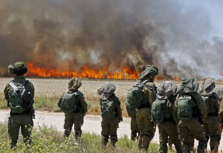 Did god give israel gaza strip