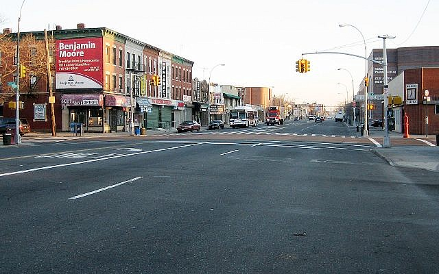 Coney Island Avenue, Brooklyn, NY. (Wikipedia)