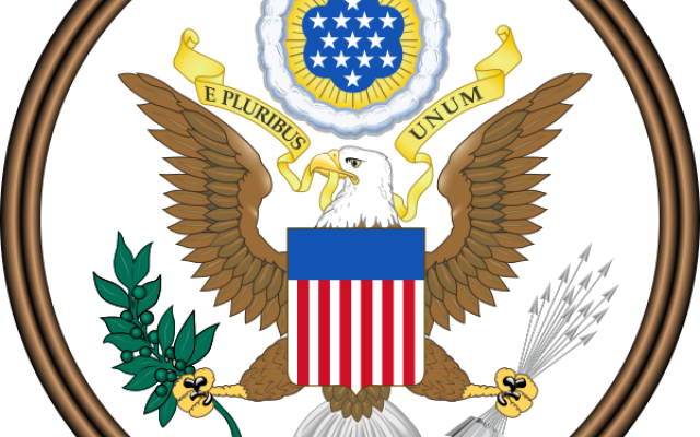 The Great Seal of the United States. (Wikipedia)